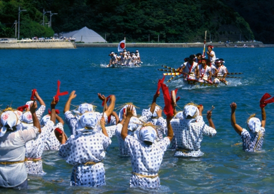 海神祭[百科マルチメディア]