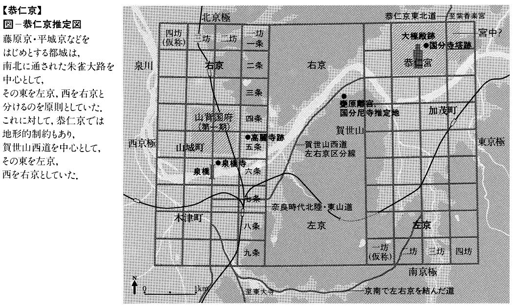 図-恭仁京推定図