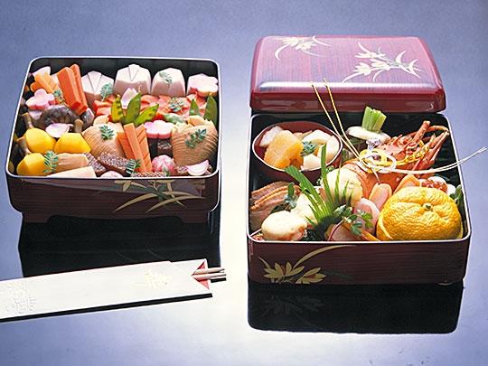 おせち料理[百科マルチメディア]