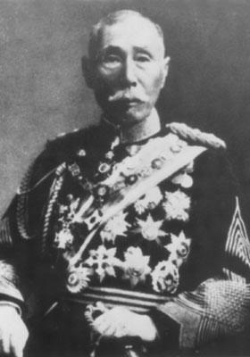 山県有朋[百科マルチメディア]