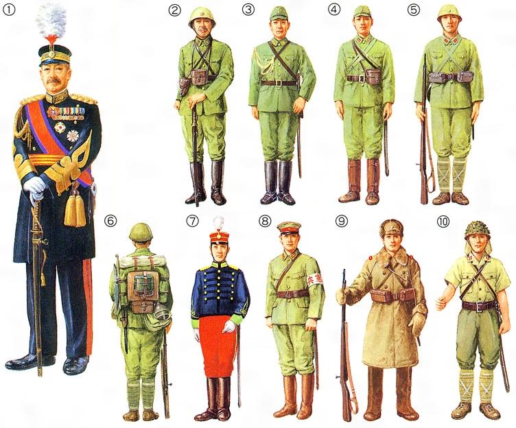 軍服 日本
